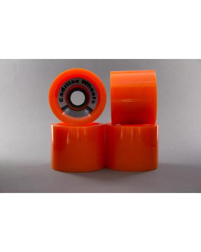 RUOTE CADILLAC CRUISER 70MM/80A colore Orange
