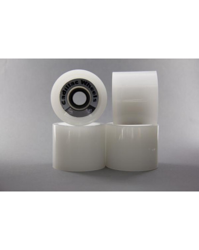 RUOTE CADILLAC CRUISER 70MM/80A colore White