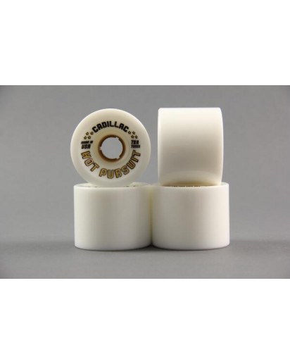 RUOTE CADILLAC HOT PURSUITS 70/78A colore White