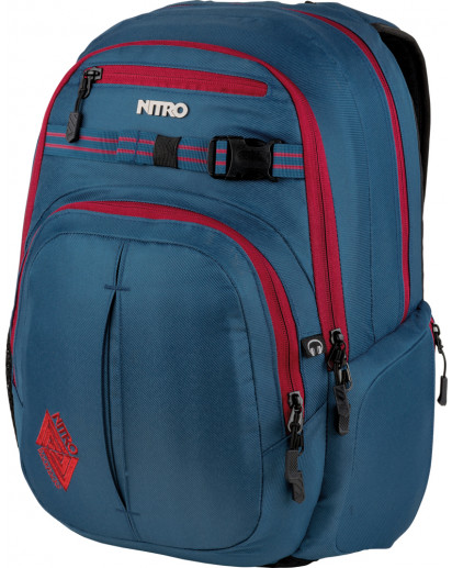 NITRO BAGS - CHASE - Blue Steel