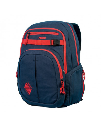 NITRO BAGS - CHASE - Midnight Blue