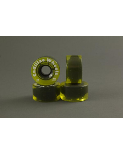 RUOTE CADILLAC 56MM/78A colore Beer