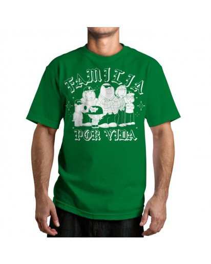 T-Shirt Uomo GRIFFIN GANG - Kelly Green