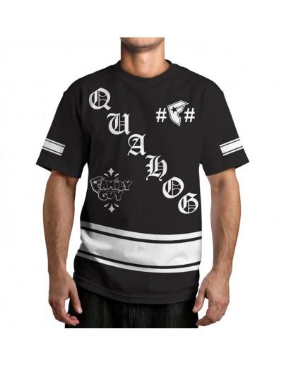 T-Shirt Uomo LOCAL LEGEND - Black
