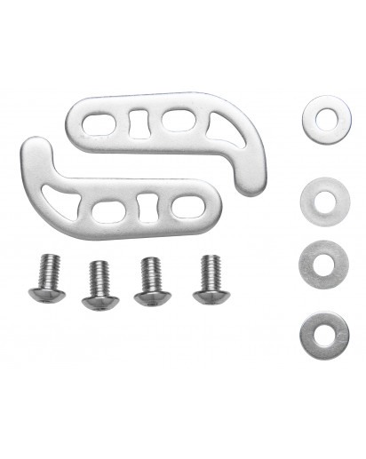 Ricambi Nitro - Hooks + Screw x SplitBoard (1pz + 2 viti)