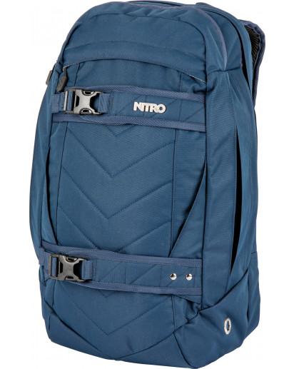NITRO BAGS - AERIAL - Indigo