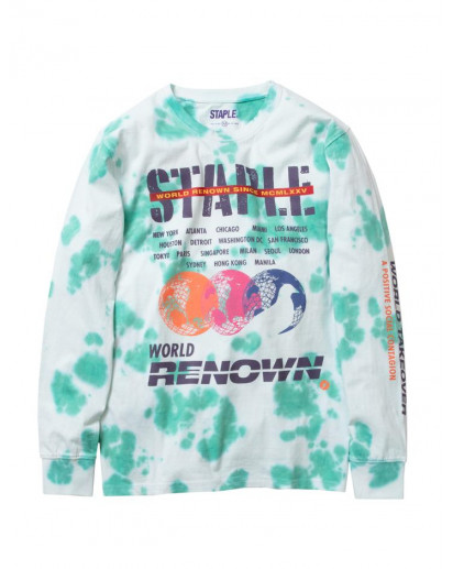Staple Pigeon - Take Over L/S Tee