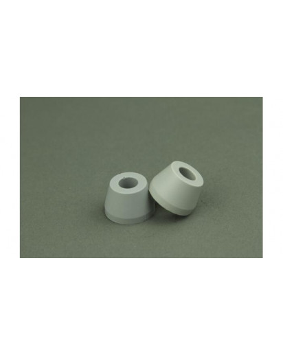 VENOM SHR SUPER CARVE 98A BUSHING col.Gray