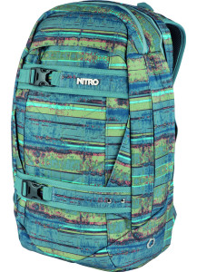 NITRO BAGS - AERIAL - Frequency Blue