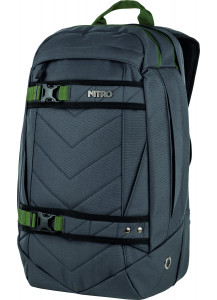NITRO BAGS - AERIAL - Pirate Black