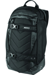 NITRO BAGS - AERIAL - Tough Black