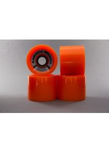 RUOTE CADILLAC CRUISER 70MM/80A colore Orange
