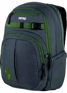 NITRO BAGS - CHASE - Pirate Black