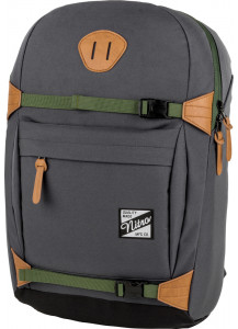 NITRO BAGS - NYC - Pirate Black