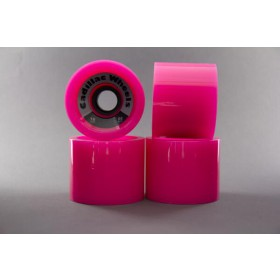 RUOTE CADILLAC CRUISER 70MM/80A colore Pink