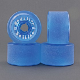 RUOTE CADILLAC JELLIES 69MM/80A colore Blue
