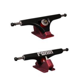 TRUCK RONIN CAST colore Black/Red